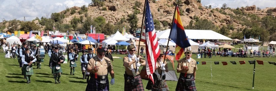 2021 Prescott Highland Games and Celtic Faire